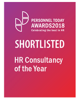 Personnel Today Awards 2018 - HR Consultancy of the Year
